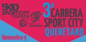 3ª Carrera Sport City Queretaro 5k