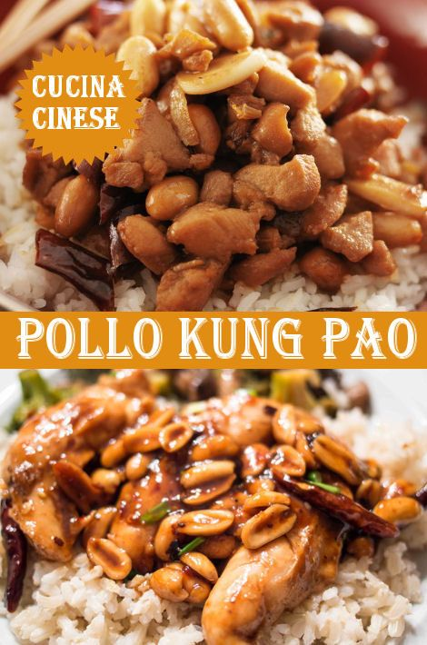 Pollo Kung Pao: la ricetta originale cinese
