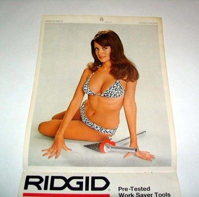 Girl ridgid Bikini for