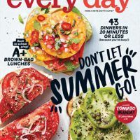 Rachael Ray Every Day – September 2017: PDF, Magazines, cookingebooks.info