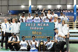 2012 NCAA Indoor Men's Track & Field Champions - FLORIDA GATORS!!!