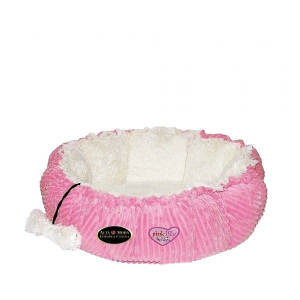 CAMA Y COLCHON PINK LILLY