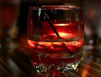 Domestic Sluttery: Cocktail Hour: Rusty Nail