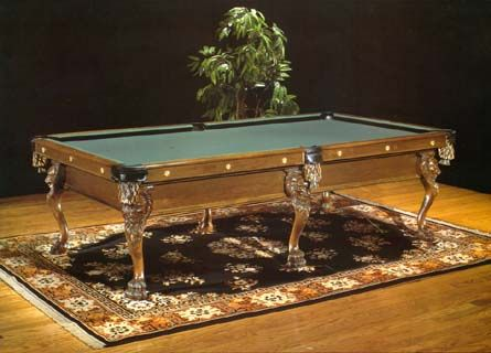 Adler Pool Tables   Monarch II