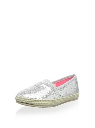 48% OFF Carter's Kid's Natalie Slip-On (Silver)
