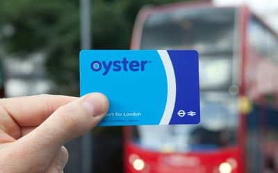 Oyster card: recommended to me for travel IN London