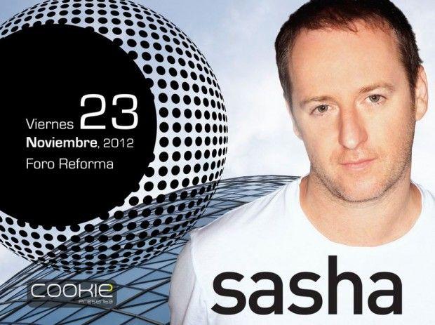 Sasha DJ | DJ SASHA en Foro Reforma