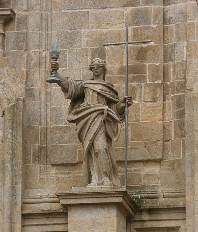 Camino Inglés, Santiago de Compostela