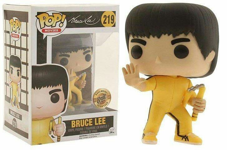 Funko Pop Movies Bruce Lee (Game of Death)