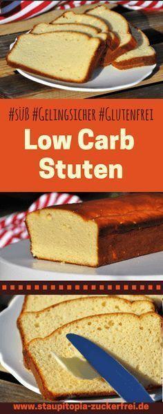 Versüße dir dein Low Carb Frühstück mit diesem einfachen Low Carb Brotrezept! Der Low Carb Stuten schmeckt hervorragend einfach nur zusammen mit Butter. Er ist einfach nachzumachen und perfekt für alle geeignet, die gerne auch mal ein süßes Low Carb Frühstück genießen! Hol dir jetzt das Rezept auf www.staupitopia-zuckerfrei.de #lowcarbbrot #brotersatz #lowcarbstuten #lowcarbfrühstück #kokosmehl #mandelmehl #proteinpulver #erythrit #staupitopia #eiweißbrot #lchf #lowcarbrezepte #gesund