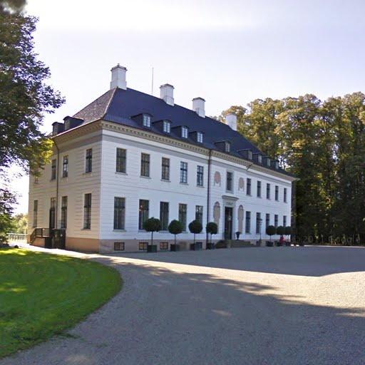 Nicolas-Henri Jardin, Bernstorff Palace, Gentofte, Denmark - street view