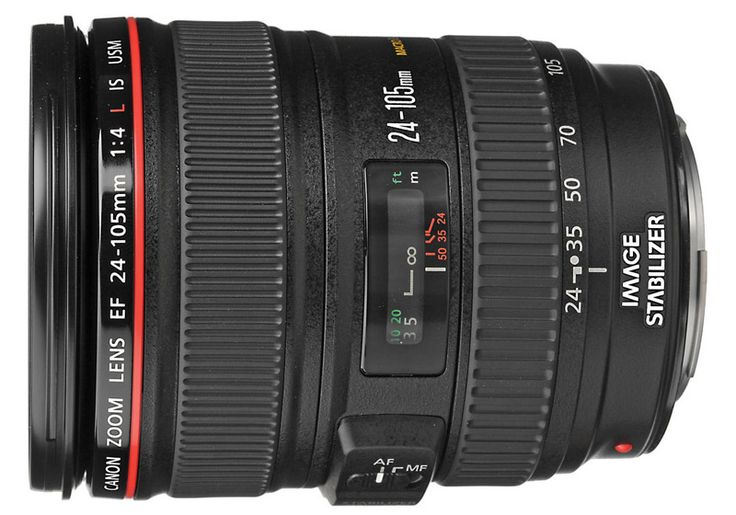 High quality Canon EF 24-105mm f/4.0 L IS USM Lens for Canon DSLR cameras are…