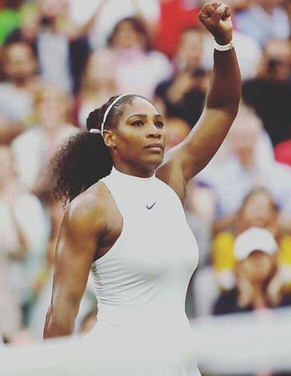 Sarena Williams 2016 Wimbledon Champ