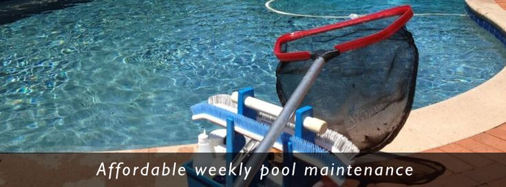 How to keep your swimming pool clean at an affordable price | https://www.yourpoolservice.net/maintenance/plans-pricing/