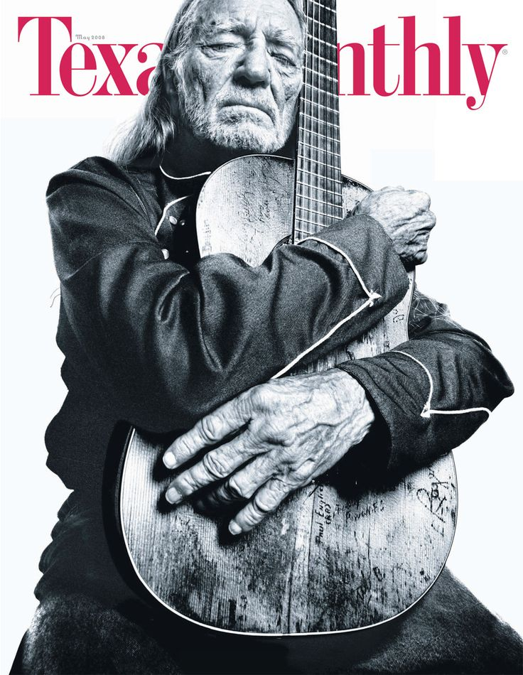 Willie Nelson.  Nothing calms me down like listening to Willie sing my blues away.
