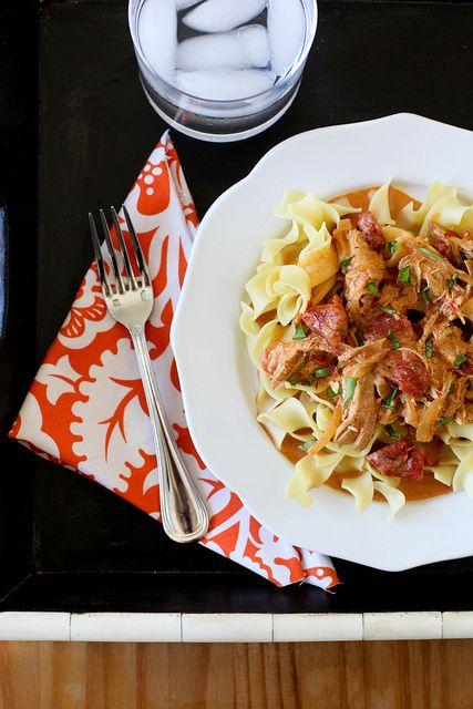 ... Chicken Paprikash on Pinterest | Chicken paprikash, Chicken paprika