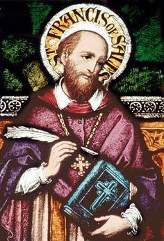 Prayer to St Francis de Sales: Patron Saint of Writers | The Catholic Mind