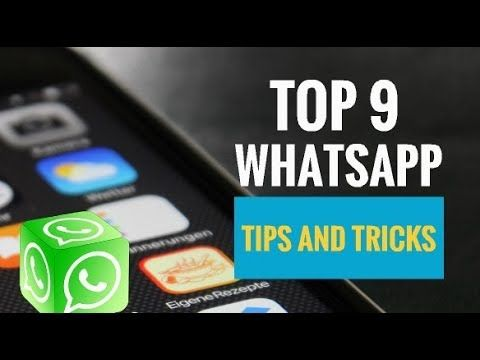Top 9 WhatsApp Tips and Tricks – My Instant Messaging