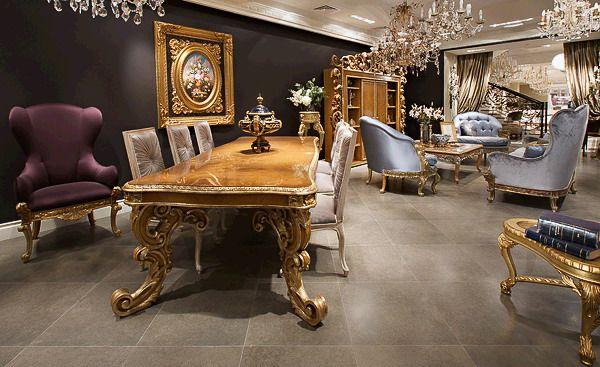 зал классической мебели #interior #furniture