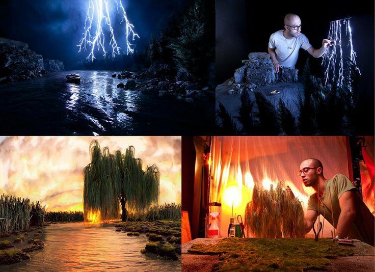 Matt Albanese's handmade nature photos