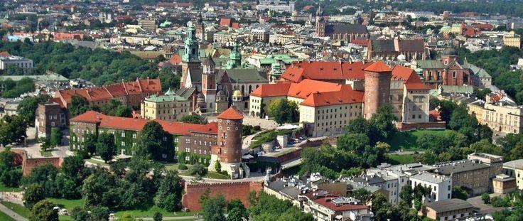 Краков, Польша - ПоЗиТиФфЧиК - сайт позитивного настроения!