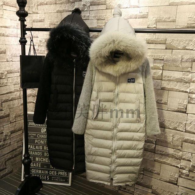 Super tłuszczu XL-6XL biust 100-150 CM plus size kurtka zimowa boże narodzenie kapelusz z kapturem luźne casual kobiety lady darmowe wysyłka C3122