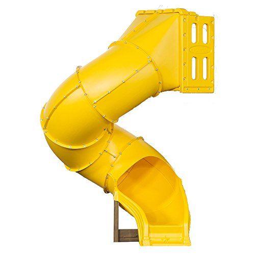 PlayStar Spiral Tube Slide for 5' High Play Deck Playstar http://www.amazon.com/dp/B00NA9T27A/ref=cm_sw_r_pi_dp_IM-Uub009316X