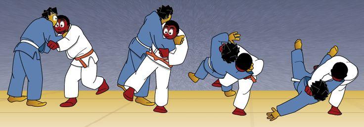 O soto Gari   Tatamikos – Tu revista de Judo