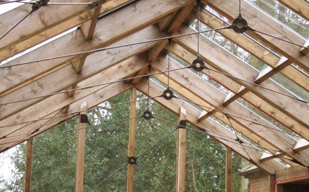 roof  bracing idea