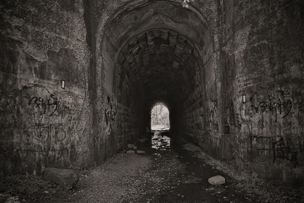 The Screaming Tunnel - According to local legend, The Screaming Tunnel to the west of Niagara Falls is home to the ghost of a young woman. There are many different stories about how she died but the...
