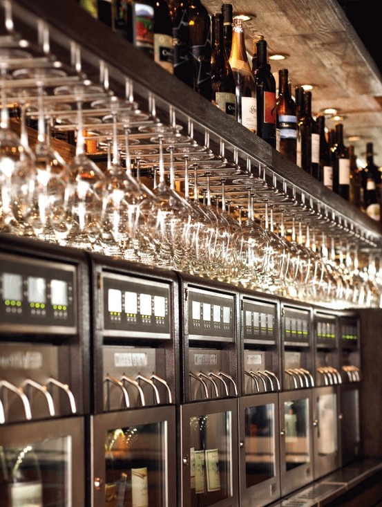 Wine S Perfect Pour As The Wine Bars Evolved The