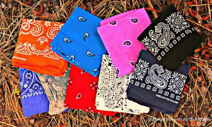 10 ways to use a bandana as an urban/wilderness survival tool | Survival Common …