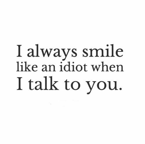 17 Best Make Me Smile Quotes On Pinterest