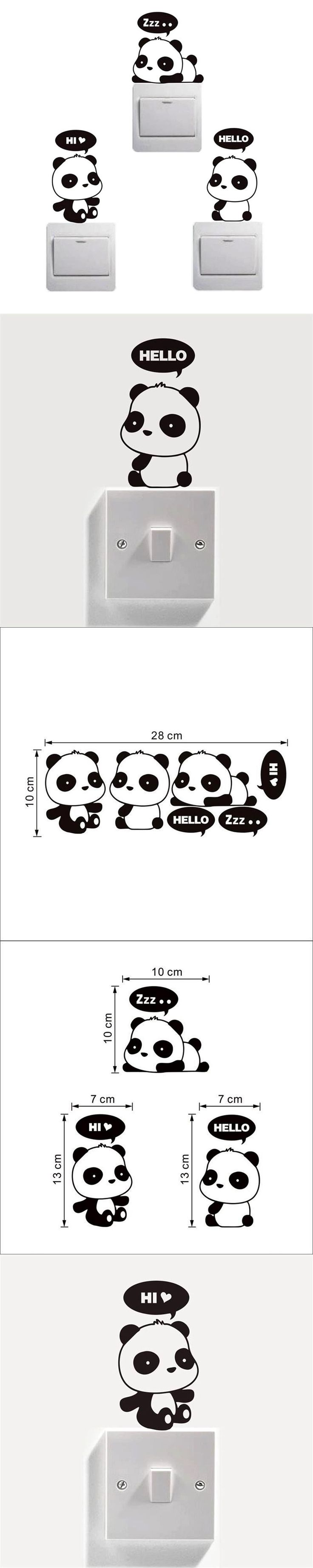best 20 wallpaper for home wall ideas on pinterest murals for panda cute light switch sticker funny vinyl wall decals picture wallpaper for living room mural on the wall paper home decor