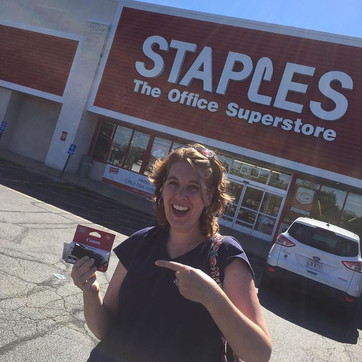 Take your empty ink cartridges to @Staples and earn some moolawhile getting clutter out of your home!  #organizingtip #getorganized #professionalorganizer