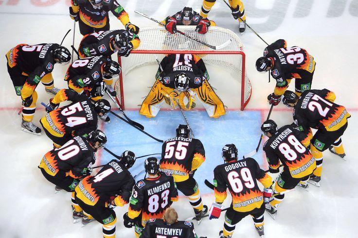 YLI_6136а | by Korkka A.W. Хоккей Хоккейная команда Северсталь Россия Череповец Ice Hockey Team Severstal Russia Cherepovets