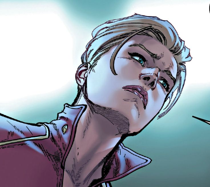 "Captain Marvel ""Civil War II #8"""