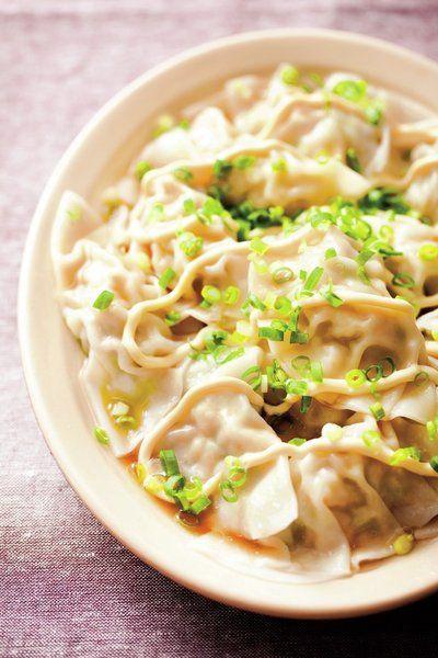 【ELLE a table】マヨ水餃子レシピ|エル・オンライン