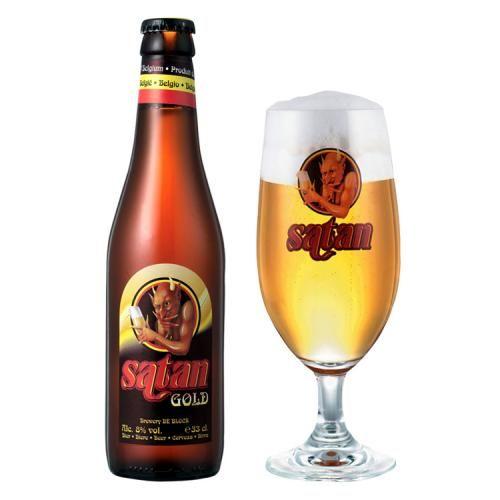 Satan Gold - Brouwerij De Block