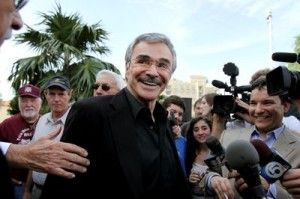 Burt Reynolds to appear at the Lake Worth Playhouse