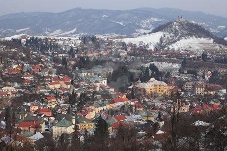 Stop # 6 Slovakia (Banská Štiavnica)- Medieval mining town