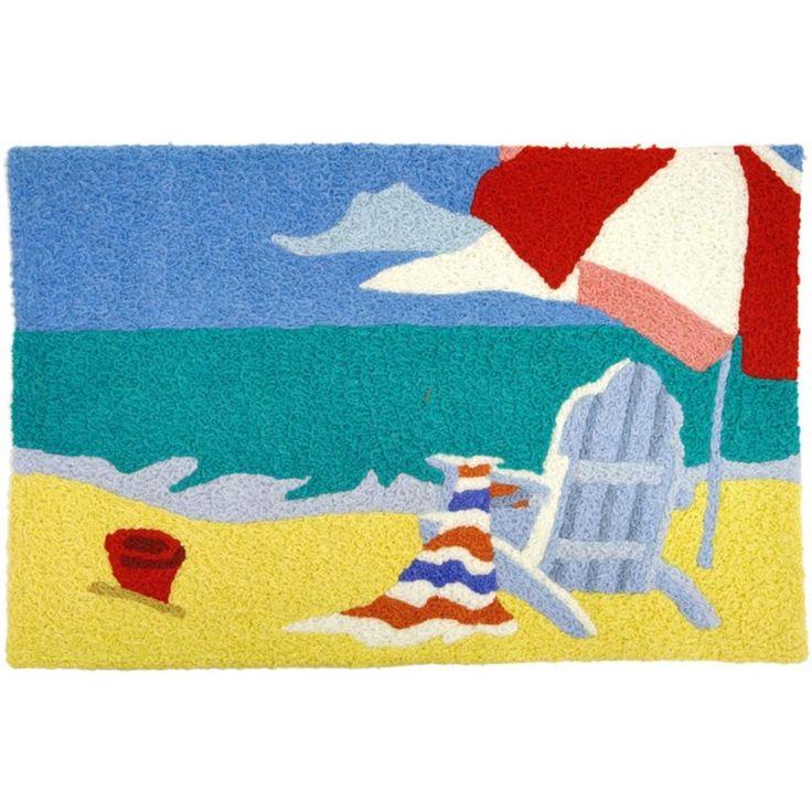 Home Comfort Jellybean Rug Beach Chair Embroidery Jbe Hc004 Island Gear S