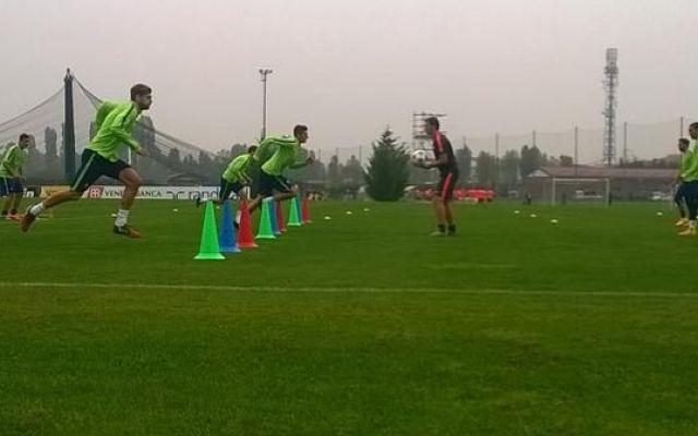 JUVENTUS: su TWITTER tutto sull'allenamento del mattino pre-Madrid #twitter #juventus #foto #allenamento