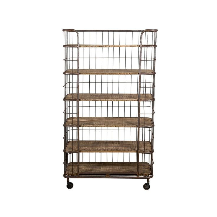 Our kitchen totally needs this……Atlanta Baker's Rack – Unique Modern Fur…