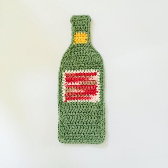 Hey, I found this really awesome Etsy listing at https://www.etsy.com/listing/460329458/wine-bottle-hot-pad-wine-bottle