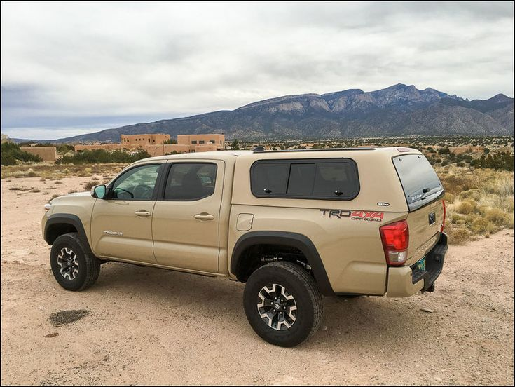 tacoma camper | Camper Shells Available For 3RD Gens! | Page 3 | Tacoma World