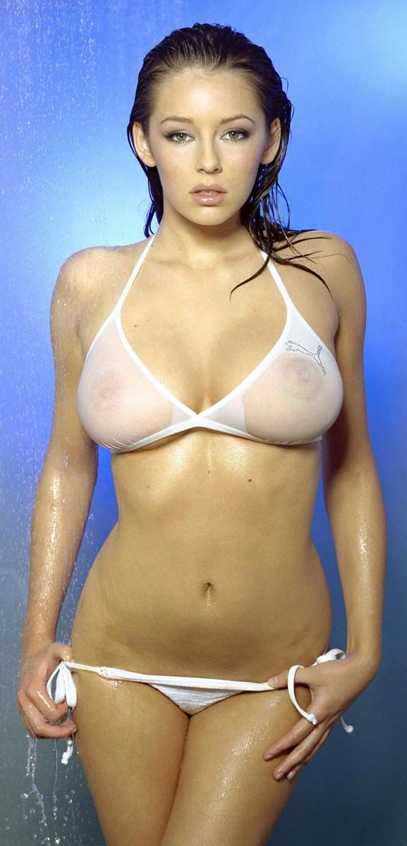 Keeley hazell wet