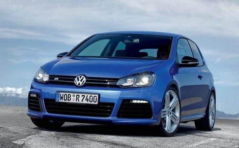 La Volkswagen Golf è l'auto più venduta in Europa nel mese di marzo 2012