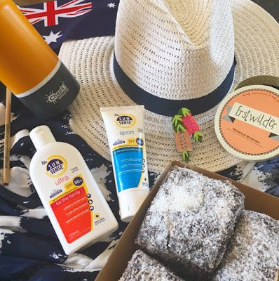 Fabulous and Fun Life: 6 Australia Day Essentials. Click on this pin to find out more about my Australia Day essentials - my outfit, accessories, food, sun protection and more!