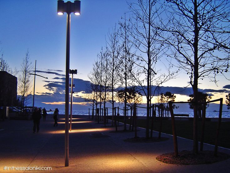 ● Recently renovated and internationally prized, the new waterfront of Thessaloniki is an attraction itself, both to locals and tourists. http://www.inthessaloniki.com Thessaloniki, Greece. ● #thessaloniki #waterfront #parks #travel #tourism #vacation